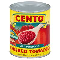 Cento Tomatoes, All Purpose, Crushed