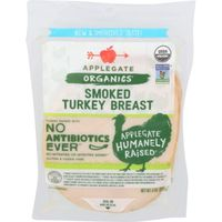 Applegate Organic Smoked Turkey Breast