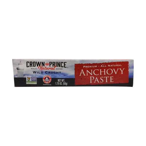 Crown prince All Natural Wild Caught Anchovy Paste, 1.75 oz