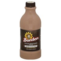 Borden Dutch Chocolate Milk, 1 Quart