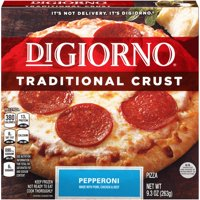 DIGIORNO Small Pepperoni Traditional Crust Frozen Pizza 9.3 oz. Box