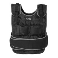 SPRI Weighted Vest, 20 Pound