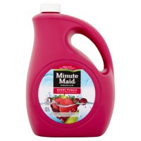 Minute Maid, Premium Berry Punch Fruit Juice, 128 Fl. Oz.