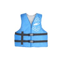 Exxel Outdoors X2O Youth Universal Open-Sided Life Vest (50-90 lbs)