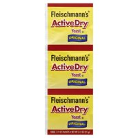 Fleischmann's Active Dry Yeast 0.75 oz., 3 Packets