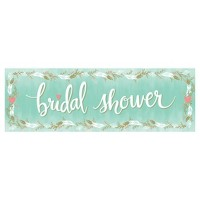 Mint to Be Bridal Shower Party Banner