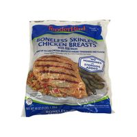 Tenderbird Boneless Skinless Chicken Breasts With Rib Meat