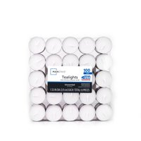 Mainstays Tealights, 100pk