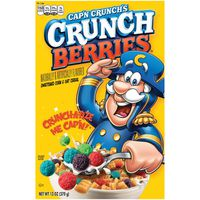 Cap'N Crunch S Crunch Berries Sweetened Corn & Oat Cereal
