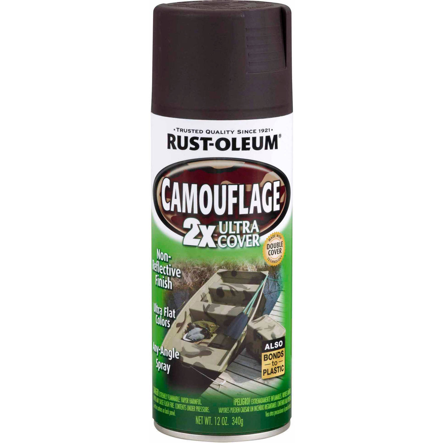 (3 Pack) Rust-Oleum Camouflage Ultra Cover 2x
