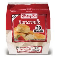 Mary B's Biscuits, Buttermilk, Value Pack, Bag