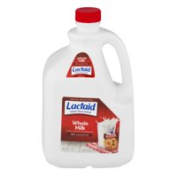Lactaid 100% Lactose Free Whole Milk, 3 Quarts, 96 Fl. Oz.