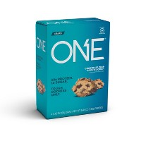 ONE Protein Bar - Chocolate Chip Cookie Dough - 4ct