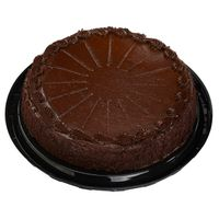"Kirkland Signature 10"" Chocolate Cake Filled with Chocolate Mousse"