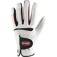 Wilson Feel Plus Men's Left-Hand Golf Glove, Medium-Large