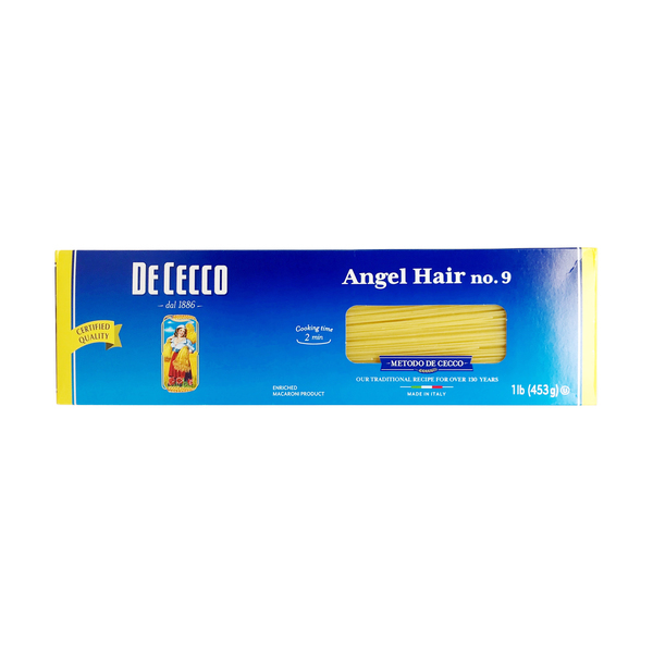 De cecco Angel Hair Pasta, 1 lb