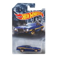 Hot Wheels American Steel Collection 1:64 Scale Die-Cast Cars Collectors Full Metal Body Construction Real Rider Tires (Styles May Vary)