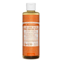 Dr. Bronner's Tee Tree Pure-Castile Liquid Soap - 8oz