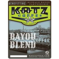 Katz Coffee Bayou Blend Coffee