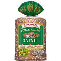 Brownberry/Arnold/Oroweat Whole Grains Oatnut Bread