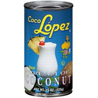 Coco Lopez Real Cream of Coconut, 15 Oz