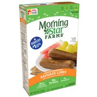 MorningStar Farms Veggie Breakfast Sausage Links, 8 oz
