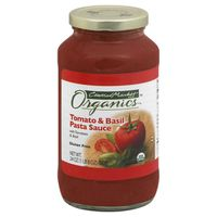 Central Market Tomato & Basil Organic Pasta Sauce With Tomatoes & Basil
