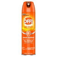 OFF! Active Insect Repellent I, 7.5 oz