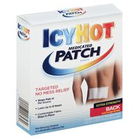 Icy Hot IcyHot Medicated Patches for Back and Large Areas Extra Strength