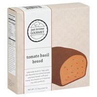 Just in Time Gourmet Bread, Tomato Basil