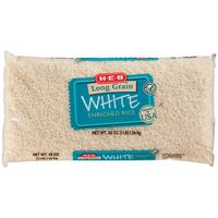 H-E-B Enriched Long Grain Rice