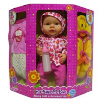 My Sweet Love Baby Doll and Accessories