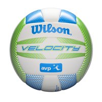 Wilson AVP Velocity Volleyball, Official Size - Green