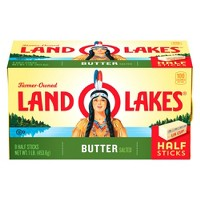 Land O Lakes Half Stick Salted Butter - 1lb