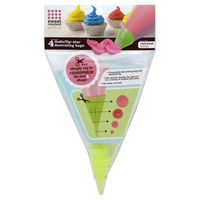 Good Cook Decorating Bags, OodleTip Star, 12 Inch