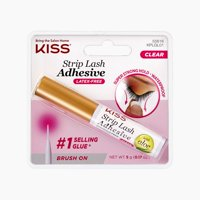 KISS Ever EZ Strip Eyelash Adhesive, Clear