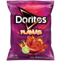 HI Doritos Flamas Tortilla Chips, 9.75 Oz.