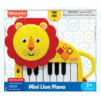 First Act Discovery Fisherprice Lion Piano