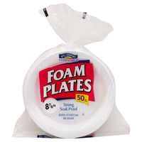 Hill Country Fare Everday Foam Plates