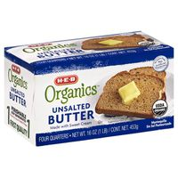 Central Market Unsalted Butter