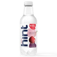 hint Cherry Infused Water - 16 fl oz Bottle