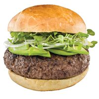 100% Grass Fed Ground Beef, Package
