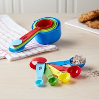 Tasty 10-Piece Measuring Cup and Spoon Set