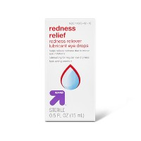 Lubricant & Redness Reliever Eye Drops - 0.5oz - Up&Up™