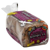 Food for Life Ezekiel 4:9 100% Sprouted Whole Grain Bread Cinnamon Raisin