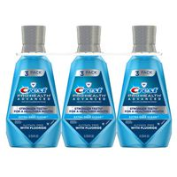 Crest Pro-Health Advanced Mouthwash, 3 x 1 L