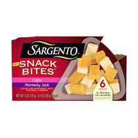 Sargento® Snack Bites® Colby + Monterey Jack Natural Cheeses