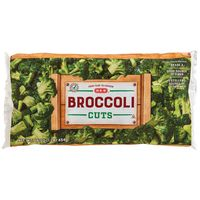 H-E-B Frozen Cut Broccoli