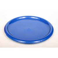 Mainstays Blue Plates, 4 Count
