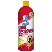 OUT! Advanced Severe Pet Urine Destroyer, 32 oz